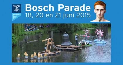De Processie – BoschParade 2015